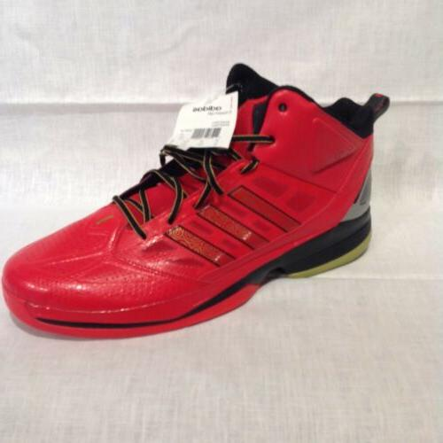 Adidas Basketball Sneakers Large Foot Mens Shoes