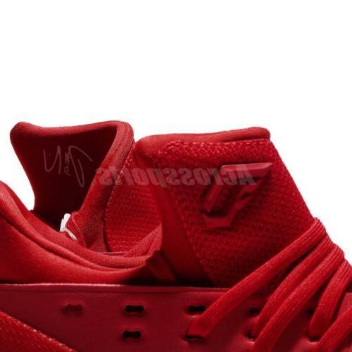 adidas Lillard 3 3 Red Junior Basketball Shoes BW0481