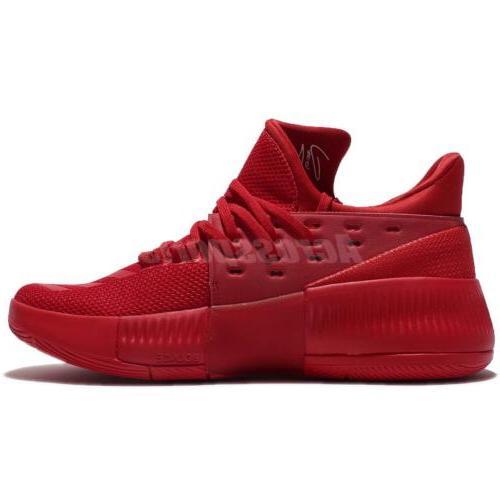 adidas D Lillard J 3 Junior Shoes
