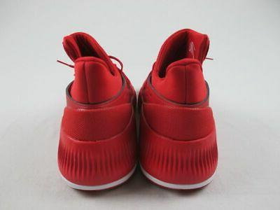 adidas Basketball Shoes Red/White