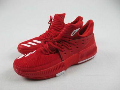 dame 3 basketball shoes men s red