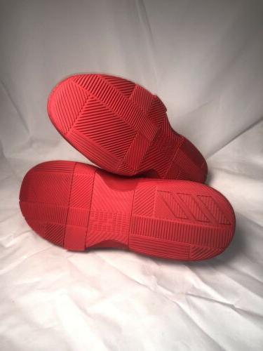 Adidas Damian Lillard Roots III Triple Mens Sz