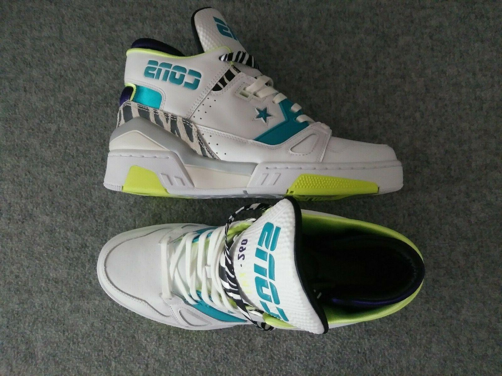 Converse Don C ERX 260 White Top Basketball Sz Wo 9.5