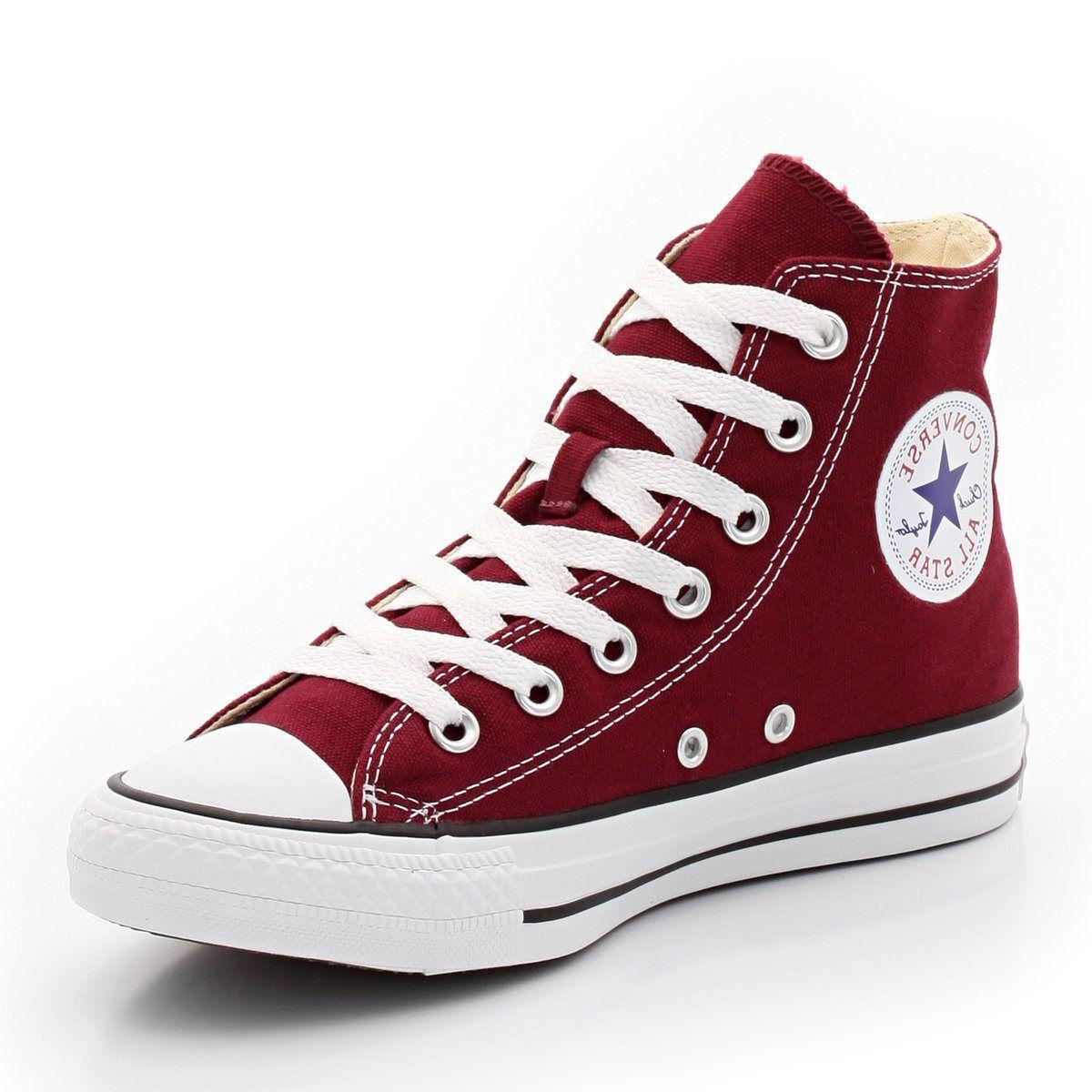Converse Hi Star Sizes