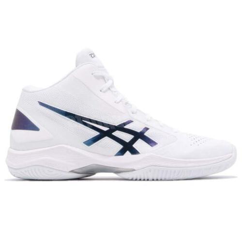 Asics White Prism Men Basketball
