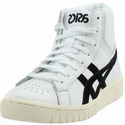 gel ptg athletic basketball shoes white mens