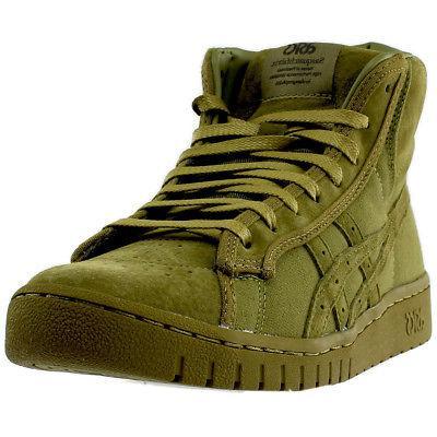 gel ptg mt sneakers green mens