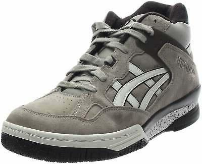 gel spotlyte athletic basketball court shoes grey