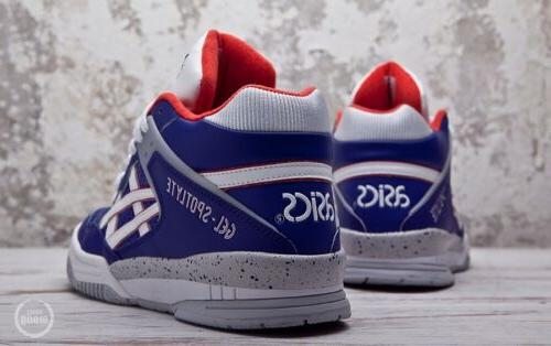 ASICS BASKETBALL DARK 100%