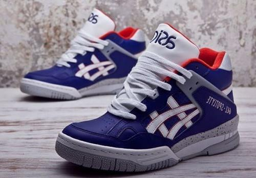ASICS BASKETBALL SHOES 100% AUTHENTIC