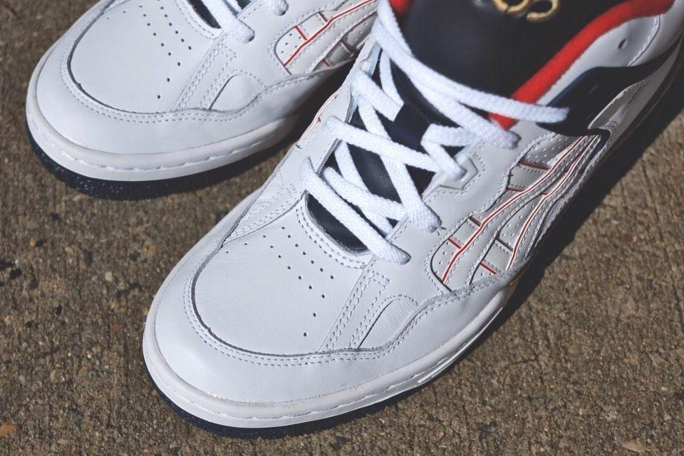 ASICS GEL SPOTLYTE H447L-5201 BASKETBALL SHOES COLOR 100% AUTHENTIC