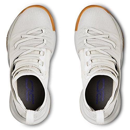Under Armour Boys' School Shoe, /Overcast 6
