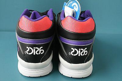 H419L-9030 Black-Purple Isiah AUTHENTIC 100%