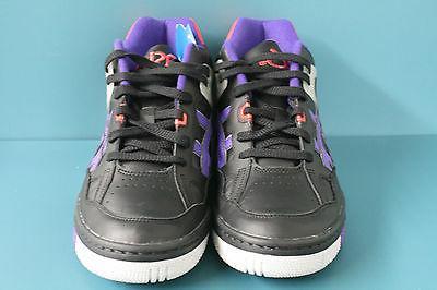 H419L-9030 Men's Asics Black-Purple Thomas 100%