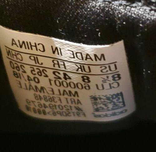 Adidas Harden MVP Basketball Black Size 8.5 F36848
