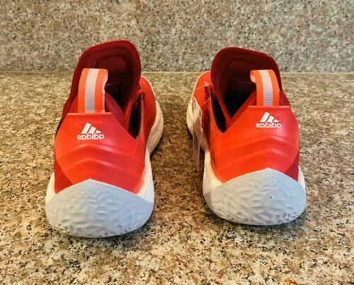 Adidas Red Basketball Size 7 Women's 8.5 BC1015
