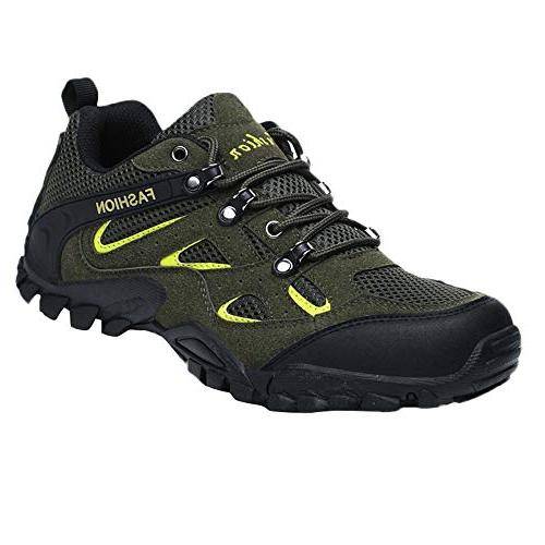hiking breathable non slip sneakers
