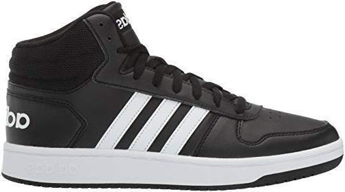 adidas White/Black,