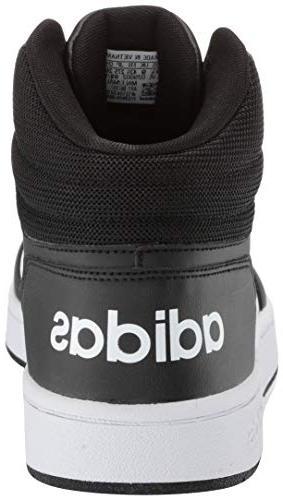 adidas Hoops 2.0, White/Black,