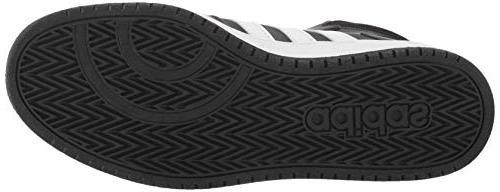 adidas Men's White/Black,