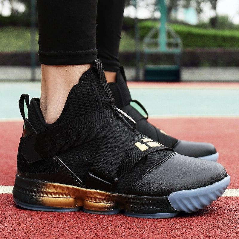 JINBAOKE Sale <font><b>Basketball</b></font> <font><b>Shoes</b></font> Comfortable Gym Boots Athletic Sport