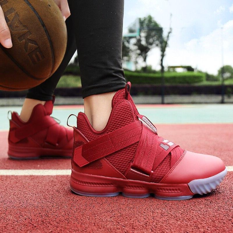 JINBAOKE Hot Sale <font><b>Shoes</b></font> Comfortable High Top Boots Outdoor Athletic Sport