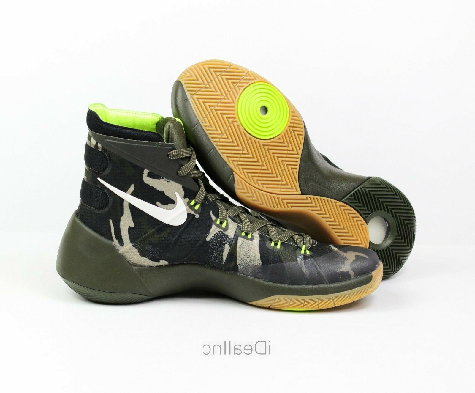 Nike Basketball Shoes Camo