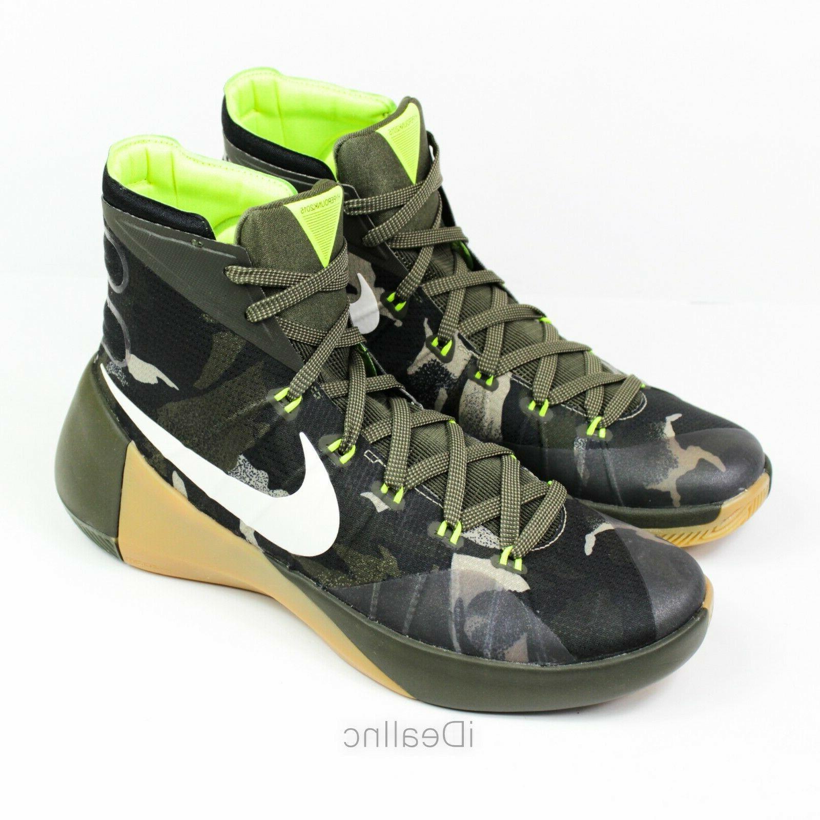 Nike 2015 PRM Basketball Camo