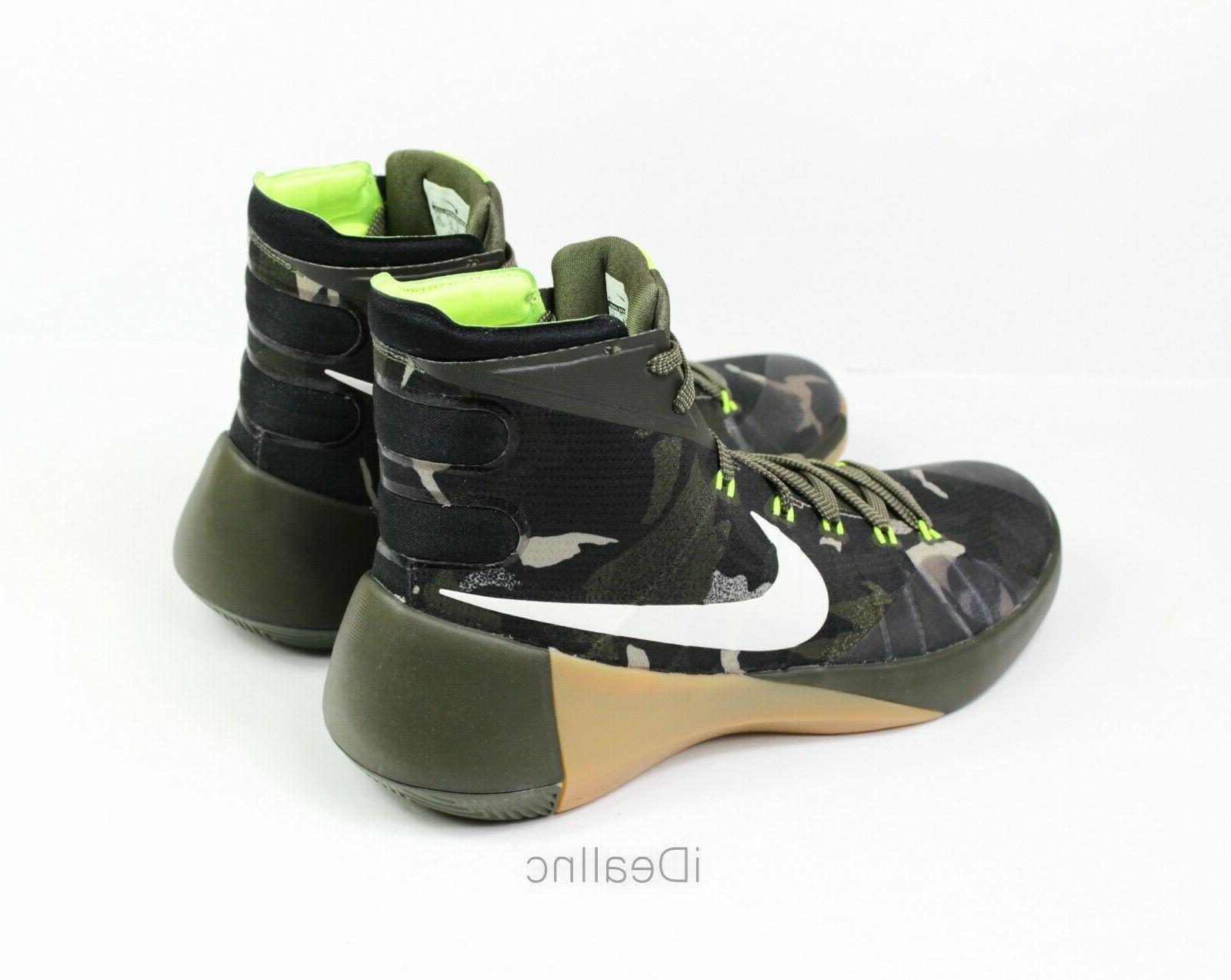 Nike Hyperdunk PRM Basketball Camo 749567-313