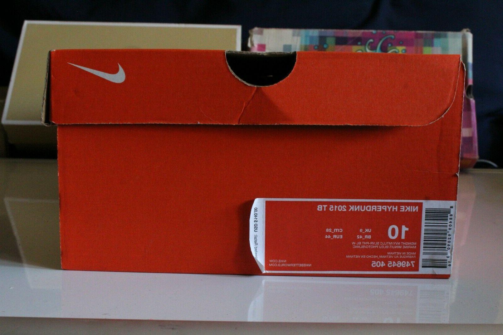 Nike Hyperdunk TB Basketball White Men's