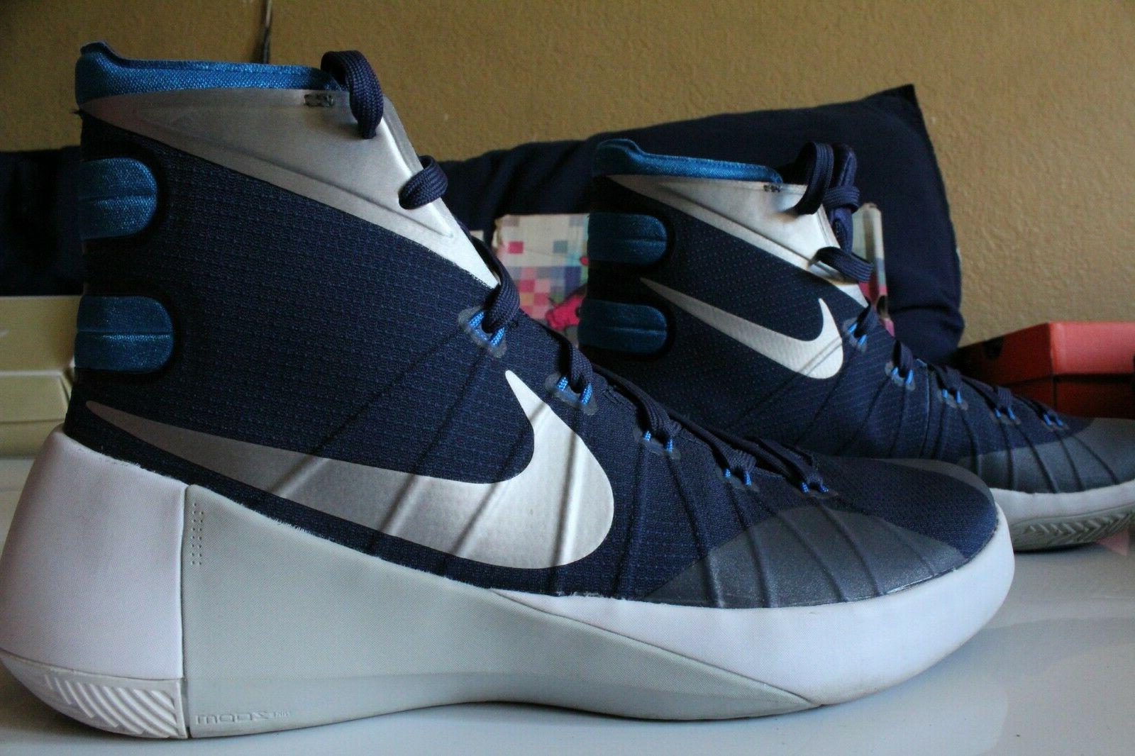 Nike Basketball Shoes White 749645-405
