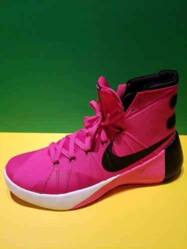 Nike 2015 Pink Basketball Shoes Breast Cancer 749561