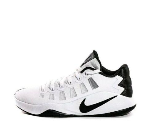 hyperdunk 2016 low basketball shoes white black