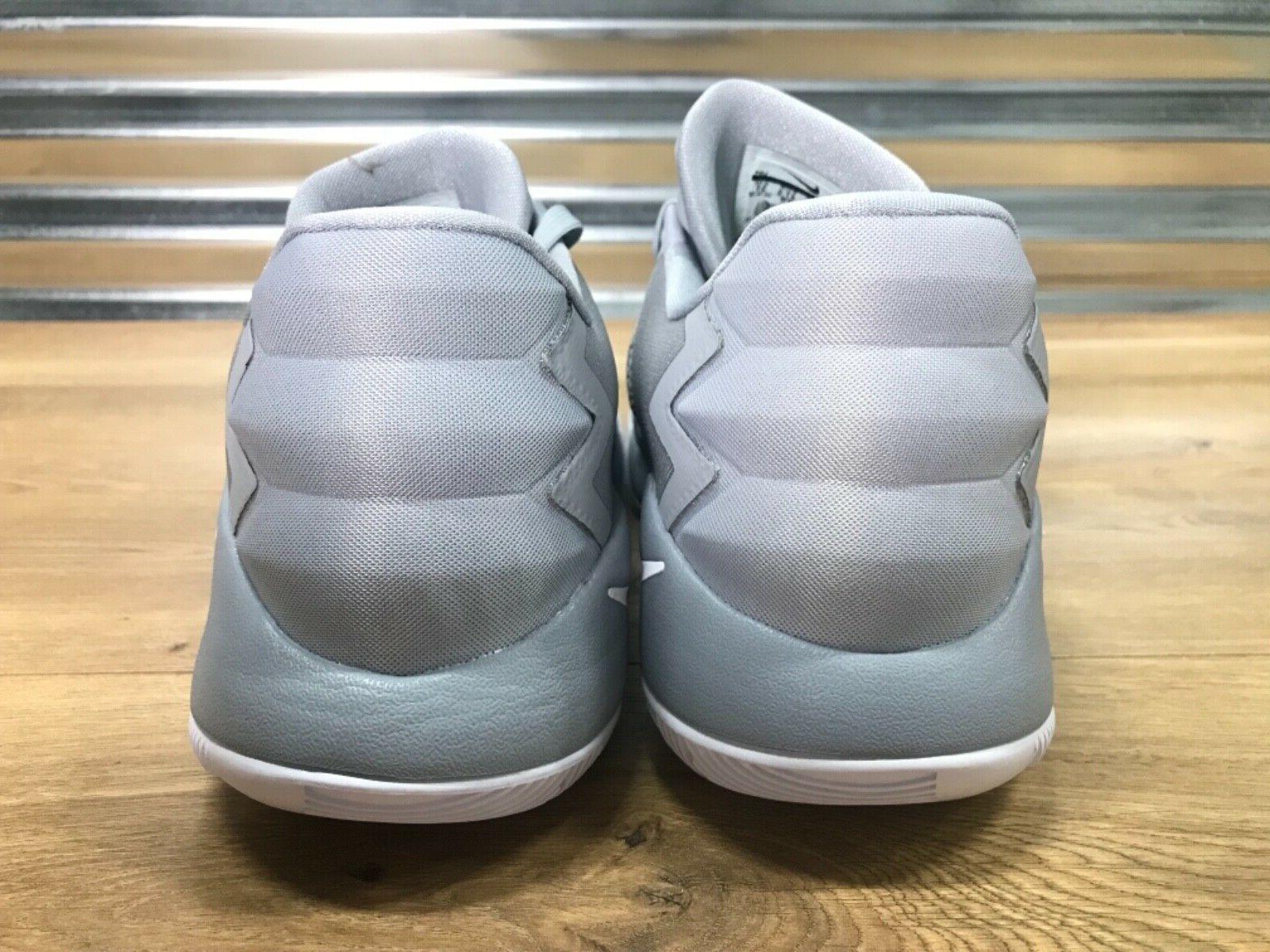 Basketball Shoes Wolf Grey SZ