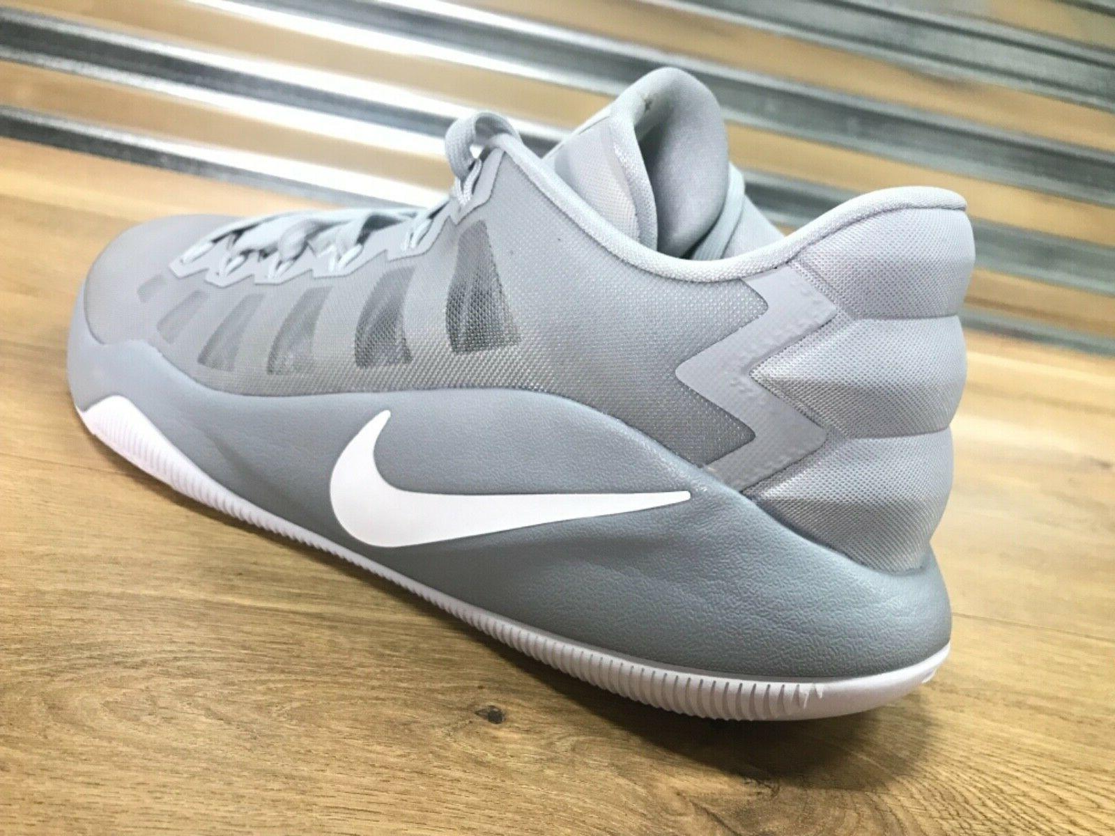 Nike Hyperdunk 2016 Low Basketball Grey
