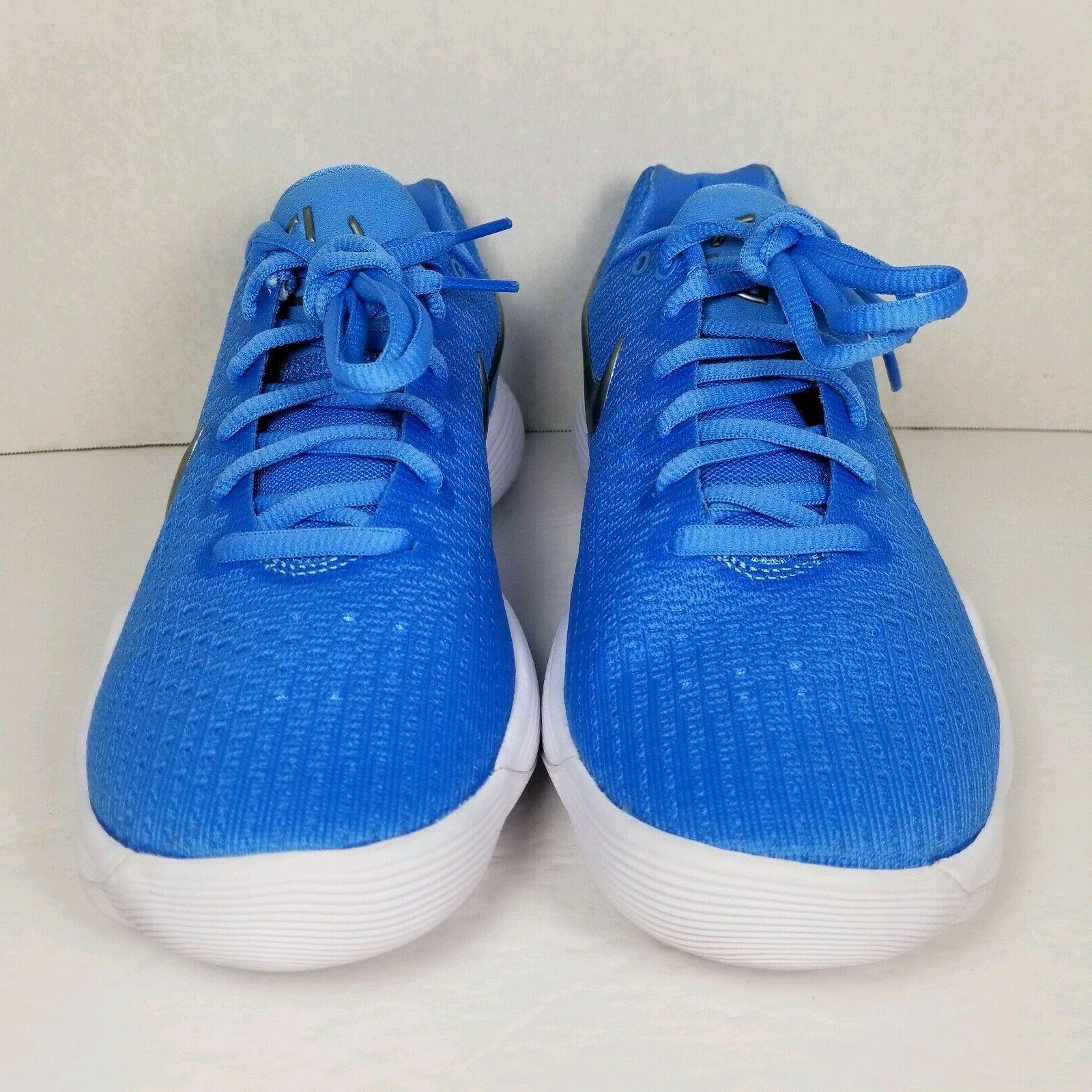 Nike Hyperdunk Blue Shoes 942774-406 - Size 14