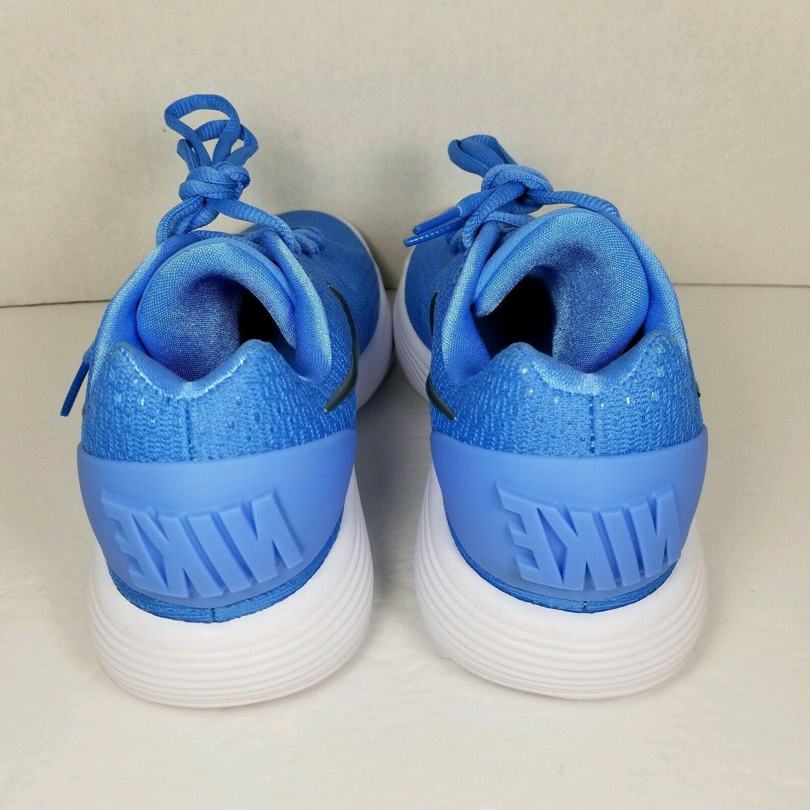 Nike Hyperdunk Blue White Men's Shoes 942774-406 - Size 14