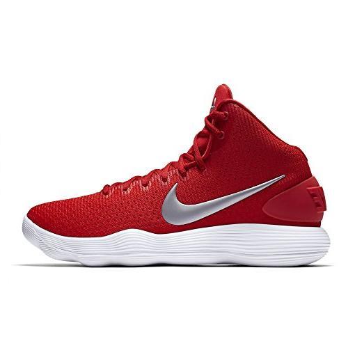 hyperdunk basketball university red metallic