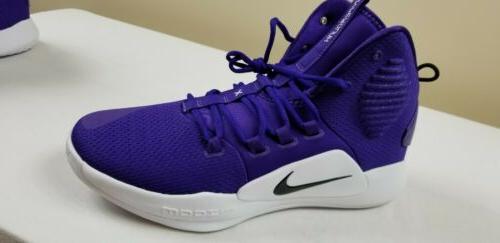 Basketball Shoes Black White AT3866-500 Men's