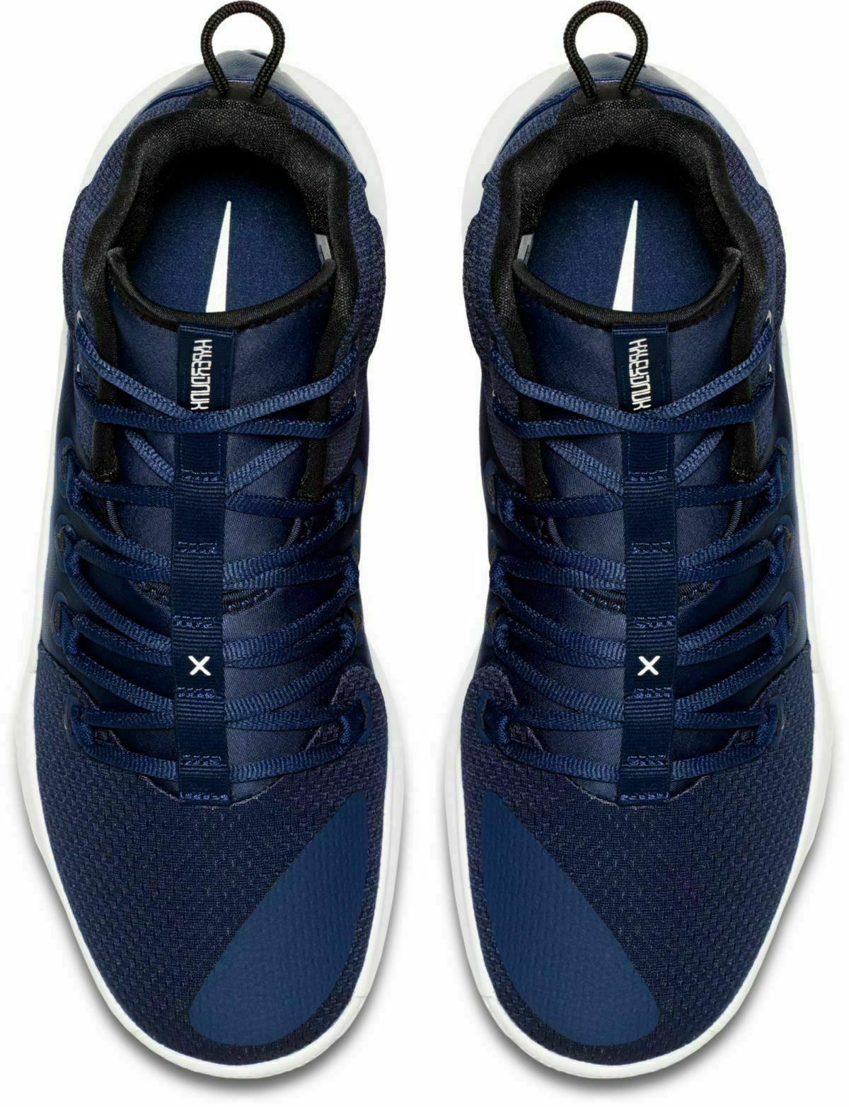 Nike Hyperdunk X Men's Navy/Black