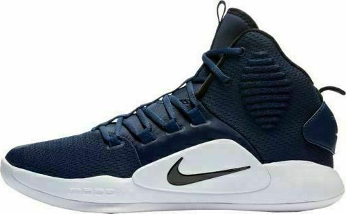 Nike Hyperdunk X Men's Basketball Midnight Navy/Black