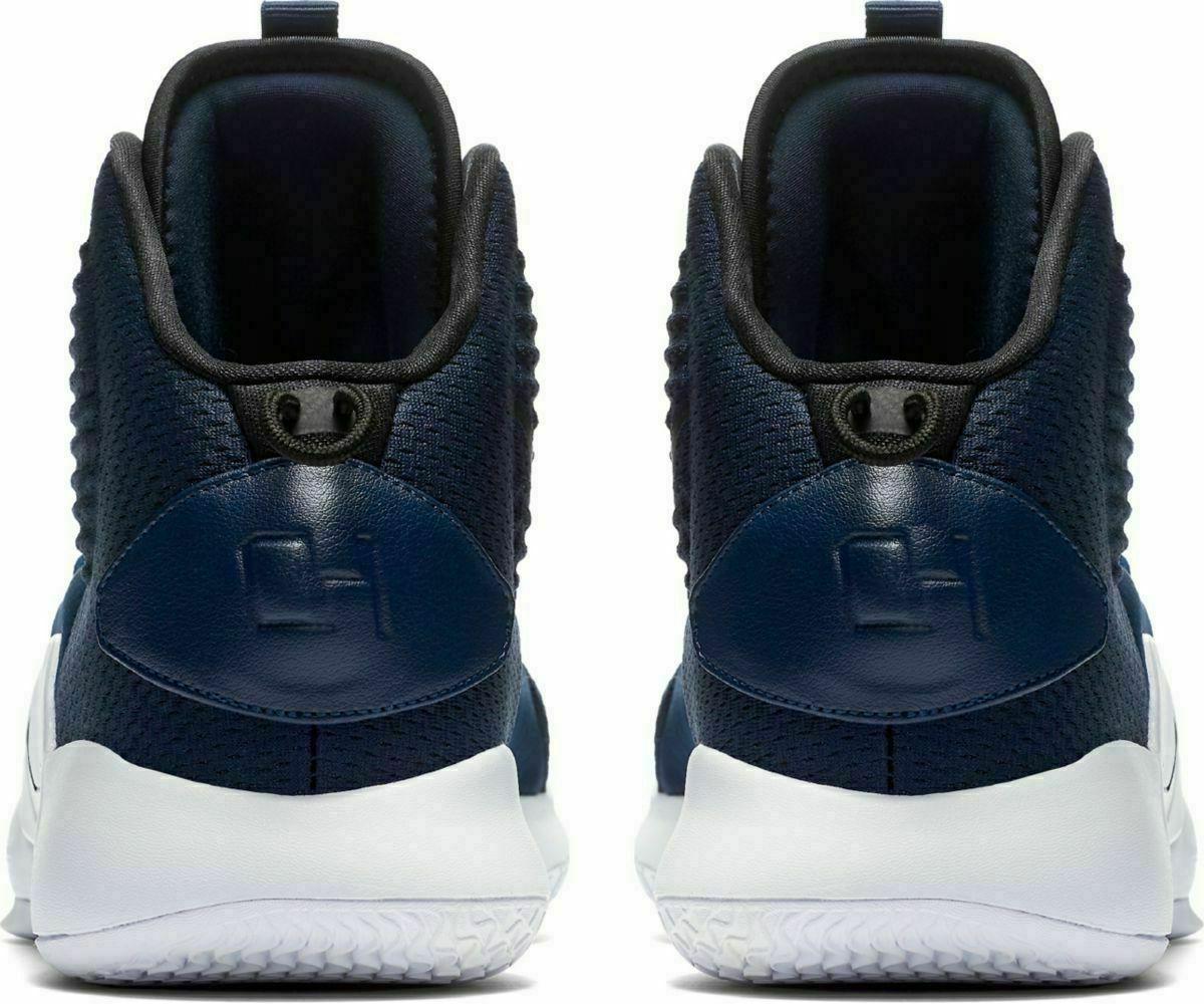 Nike Men's Basketball Navy/Black AR0467