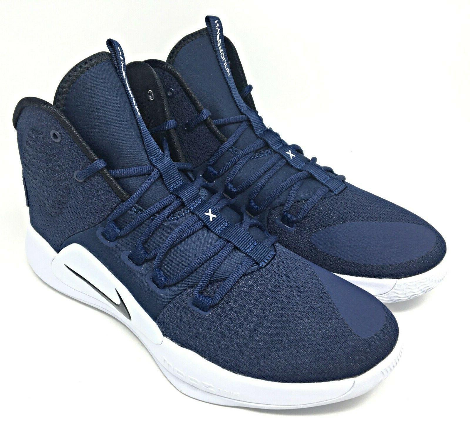 Nike Hyperdunk TB Mens/Womens Basketball Shoes Blue/White AR0467 402