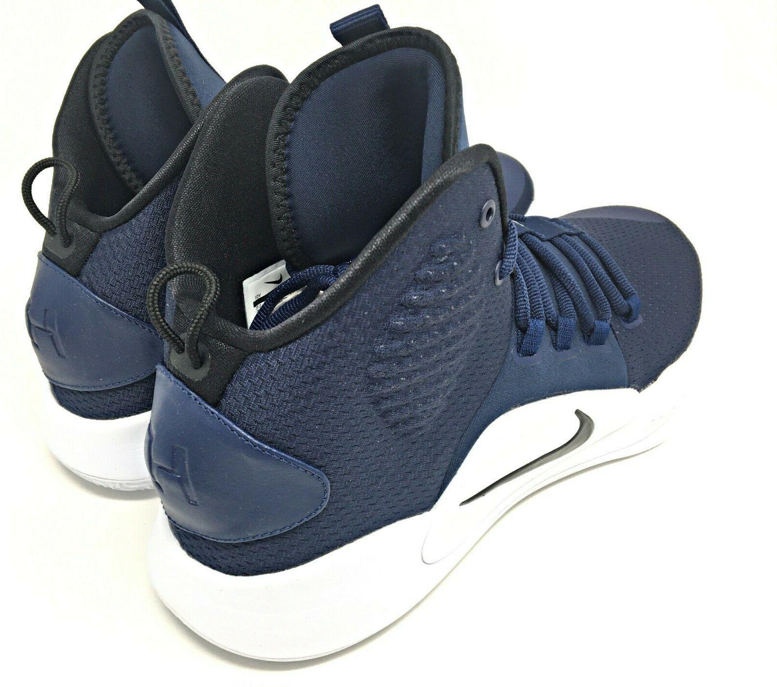 Nike Hyperdunk Mens/Womens Blue/White