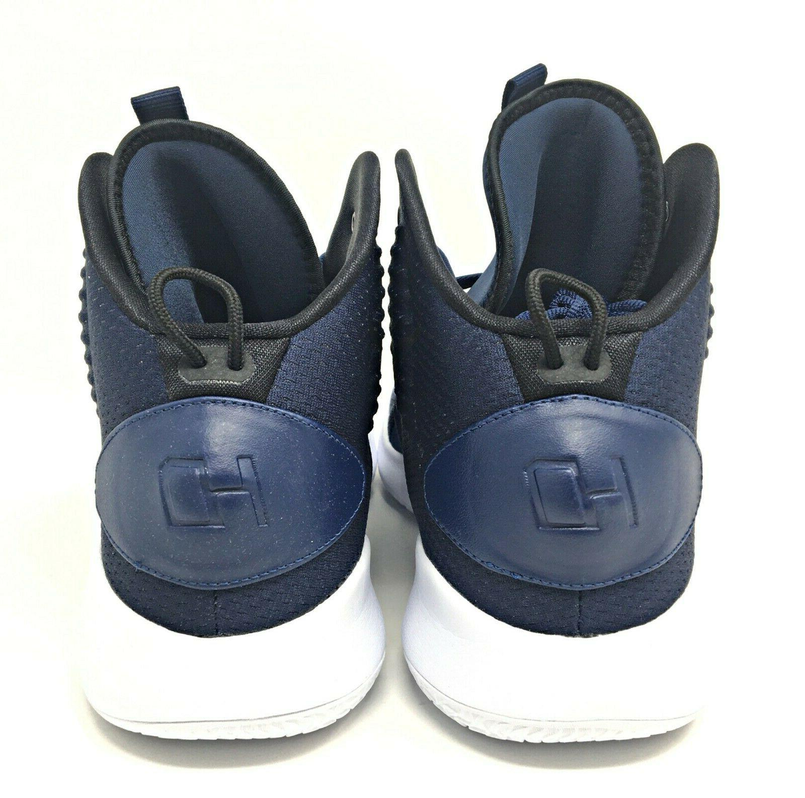 Nike Hyperdunk X Mens/Womens Shoes Blue/White AR0467