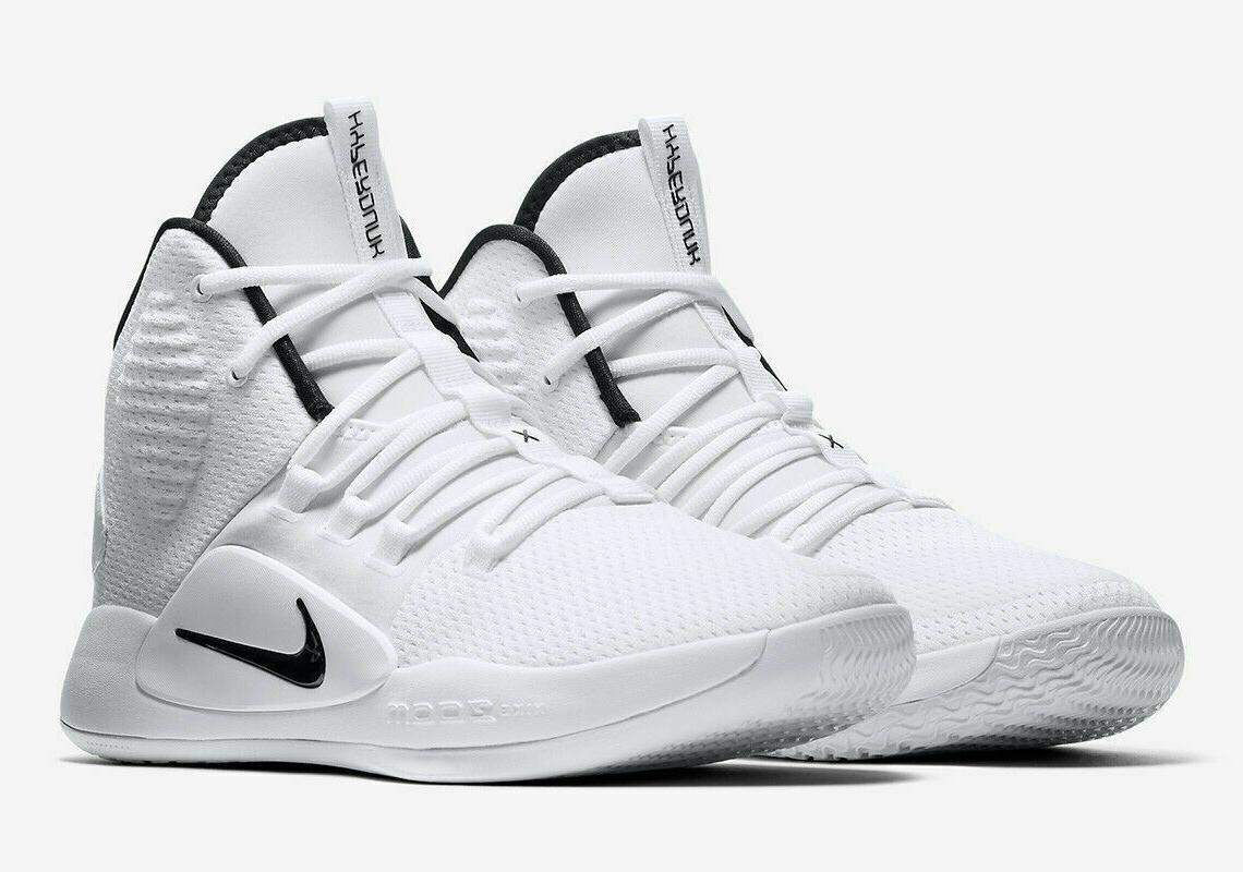 Nike Hyperdunk X TB White Black AR0467-100 Basketball Shoes