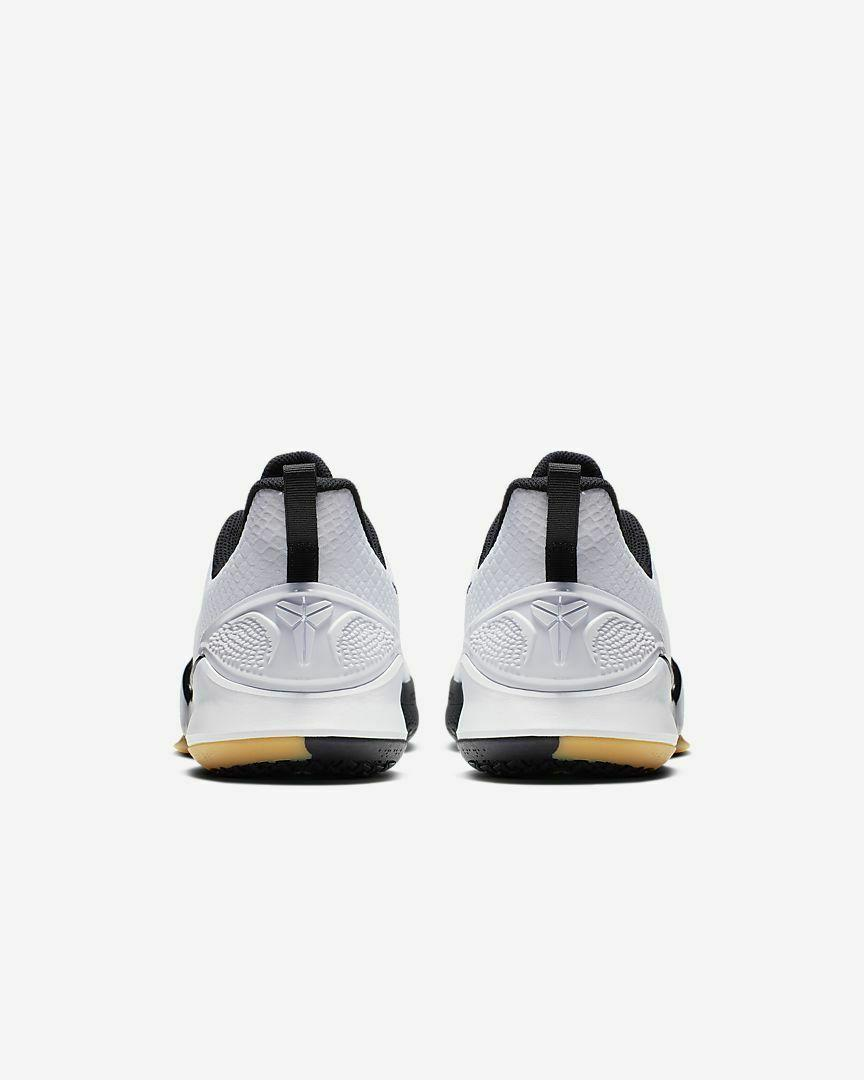 Nike Kobe Focus Basketball White/Gum Brown/Black AJ5899-100