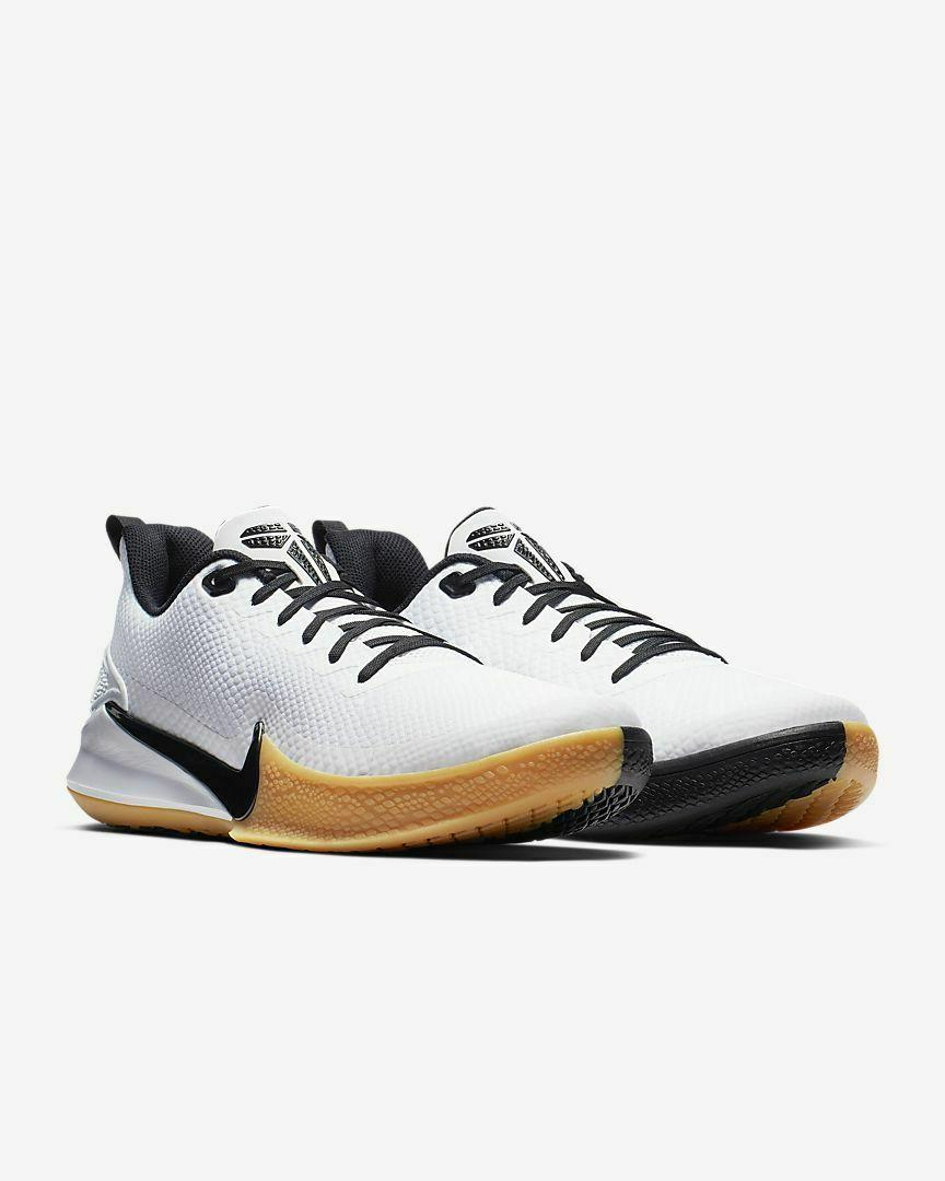 Nike Kobe Mamba Focus Basketball Brown/Black