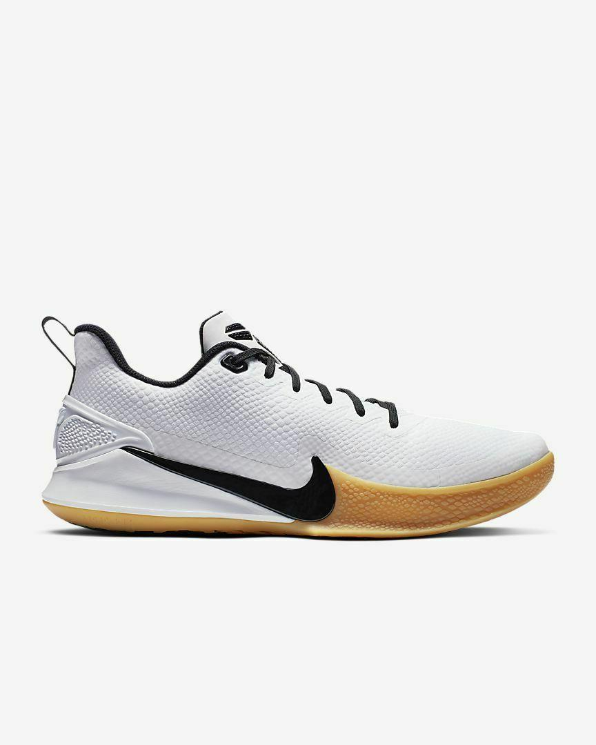 kobe mamba focus basketball shoes white gum