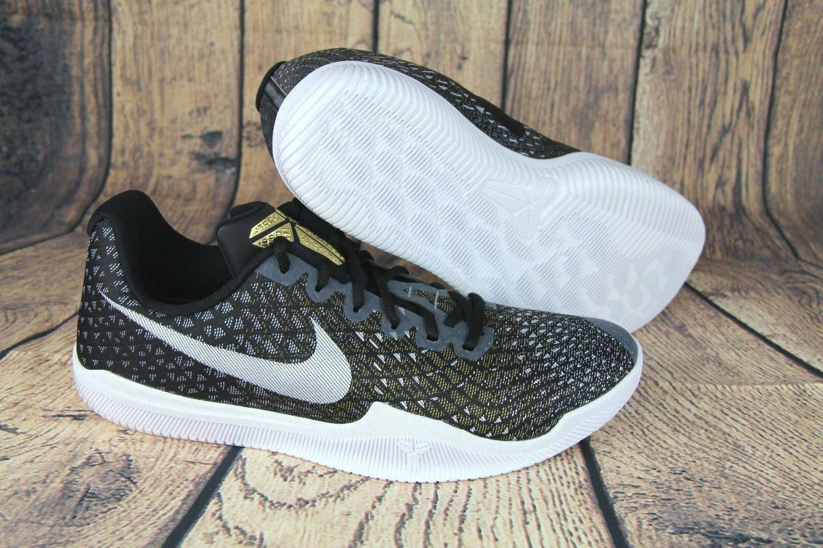 Nike Mens Shoes Black/Gold/Grey 852473-010